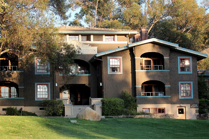 Lived off campus in Ojai